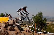 2009 Australian Mountain bike Championship, Mt Stromlo Canberra.