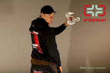Steve Peat's choice is e*thirteen components!