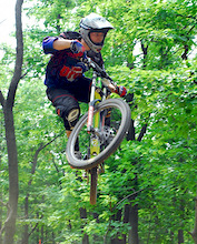 Downhill on the rebound - Gravity East Series