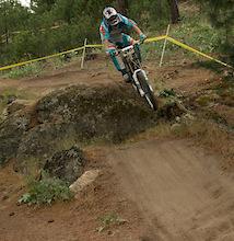 Double Down Hoe Down MTB DH Race