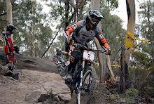 Australian National Mountain Bike series finals, Tasmania.