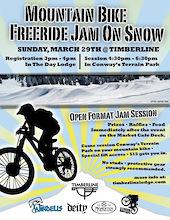 Timberline Ski Resort - On Snow Park Jam! - POSTPONED!