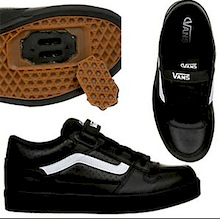 Vans Warner SPD compatible shoes