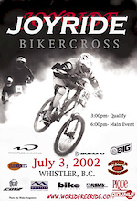 Joyride Bikercross Results