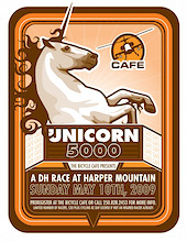 Unicorn 5000 presented by The Bicycle Cafe