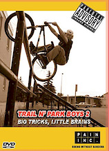 TPB2- Bigger Tricks, Little Brains