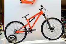 Commencal Absolut SX - sneak peak!