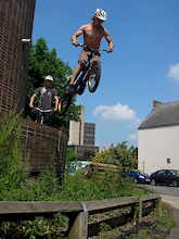 UK bike trials.