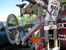 Pinkbike Team Bikes Stolen!