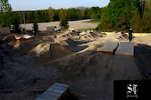 Chicopee Bike Park 2009