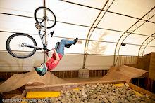 Alan Hepburn bike check - Aussie Style