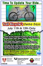 Demo Days - Courtenay BC