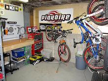 Building a home bikeshop - Part 2