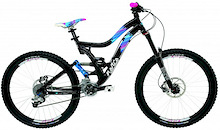 2010 Norco Womens bikes - freeride and all mountain.