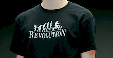 Revolution - A new shirt from Pinkbike.com