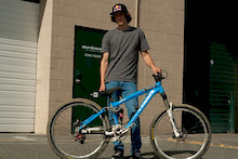 Brandon Semenuk and JBL - Custom bike, Custom Stereo