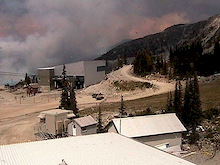 B.C. wildfire forces evacuations at Whistler, Blackcomb