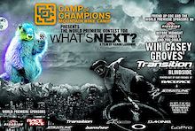 Win a free bike with The Camp Of Champions!