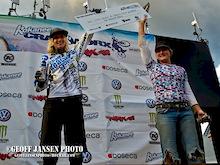 Claire Buchar wins Womenzworx