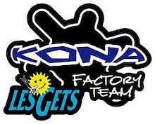 2005 Kona Factory-Les Gets Team Roster Announced