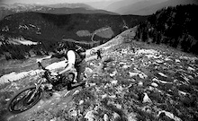 Nelson BC - Baldface Lodge, Cherry Tops and Shannon Pass rides