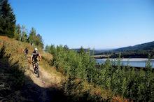 Quesnel, BC - XC riding