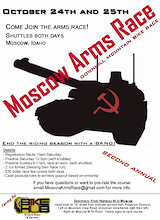 Moscow Arms Race - Idaho