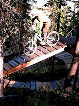 Kicking Horse Bike Park - Trail Crew Update #7