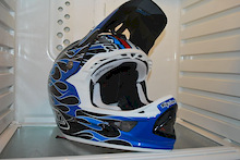 Troy Lee D3 - First detailed look.
