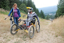 Stacy Kohut - ride for fun, race to win