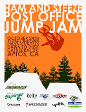Ham and Steeze Jump Jam - October 24th in Aptos California