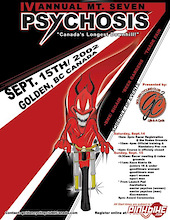 Golden MT 7 Psychosis - Sept 14 and 15