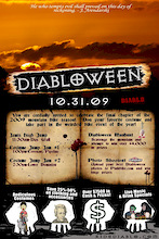 Diabloween at Diablo Freeride Park - Oct.31/09
