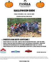 Vedder Mountain Halloween Ride - Chilliwack B.C.