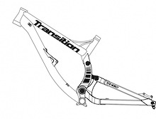 Transition Bikes TR450 colorways!