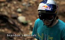 Brandon Semenuk Fall Training Video!