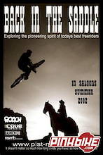 Back in the Saddle Premiere - Sept 4 - Burnaby BC