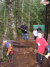 Vedder Mountain Clean Up Day-April 9