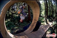 first full loop on a mountain bike