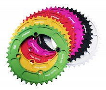e.13 Chainring Colorways!