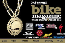 BIKE MAGAZINE ANNOUNCES NOMINEES FOR 2005 BIKE VIDEO AND READER POLL AWARDS