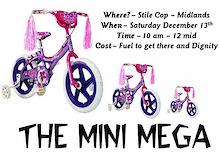 The Mini Mega - This Saturday!