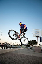 Danny MacAskill in New York Times