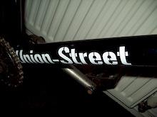 my union street bike molly