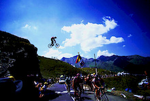 Throwback Thursday: Dave Watson's Original Tour De France Road Gap