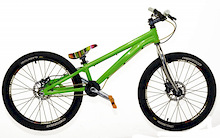 "The Green Goblin - 24"" Street Trials Prototype"