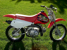 70cc-Honda-Dirt-Bike Photo Album - Pinkbike