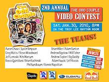 2nd Annual Odd Couple Contest!