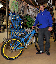 Cove Bikes signs Ben Boyko for 2010 and beyond.