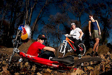 Commencal and the Athertons for 2 more years!